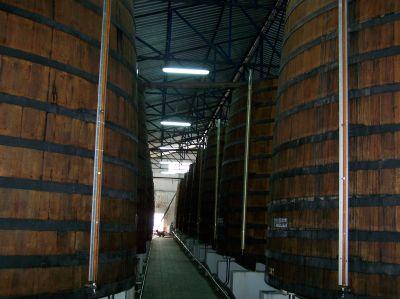 Fabrication du rhum agricole
